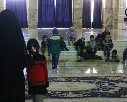 مرقد امام خمینی ره ، پیشنهادی برای یک اردوی انقلابی