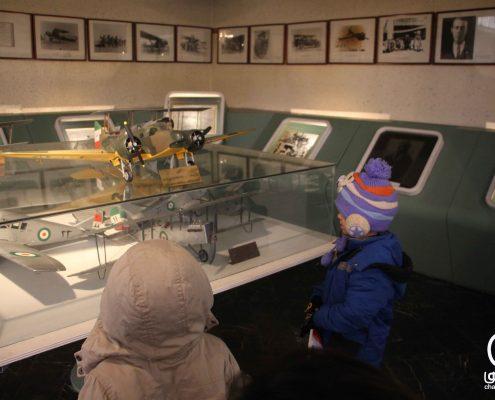 مکان انقلابی: موزه ی نیرو هوایی