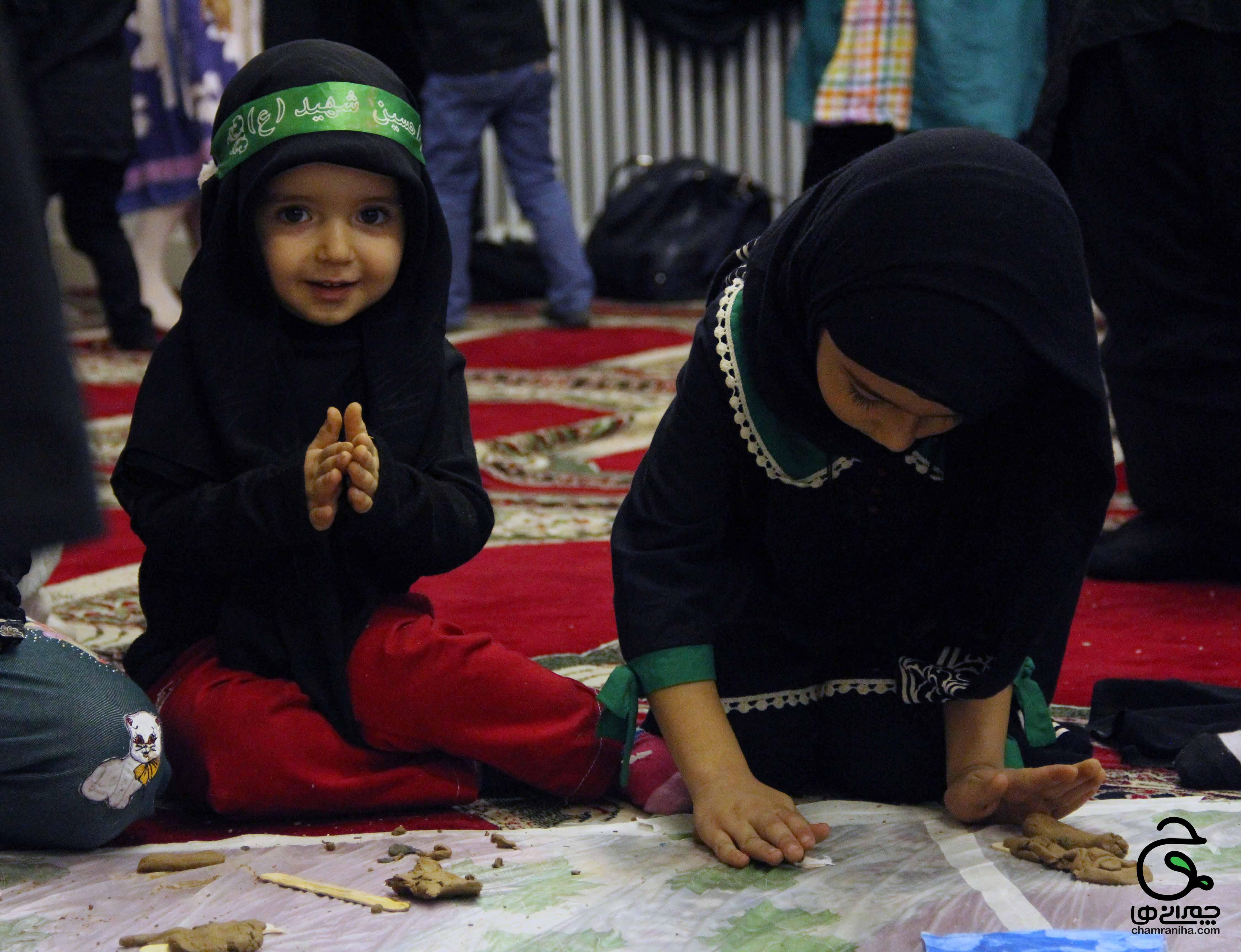 هیئت کودک، هیئتی برای کودکان راهی برای تربیت دینی