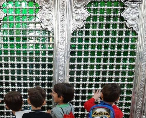 اردو های ادبستان پسرانه شهید چمران